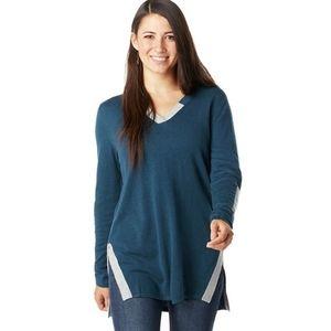 Smartwool Merino Wool Blend Shadow Pine Sweater